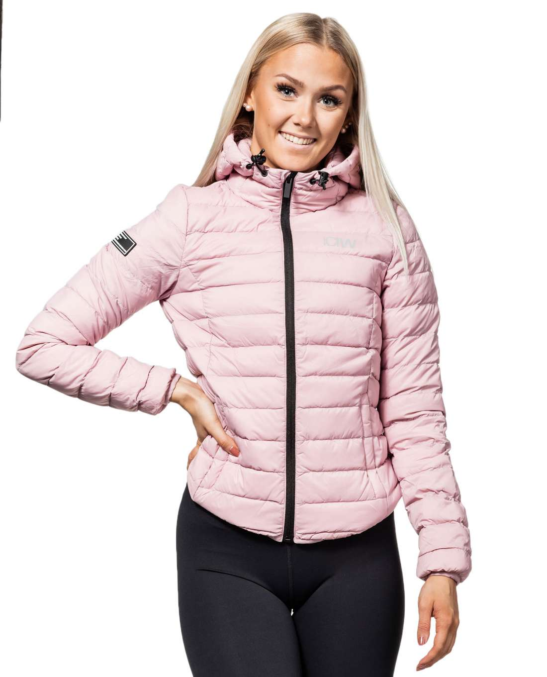 Down Jacket Dusty Pink ICIW