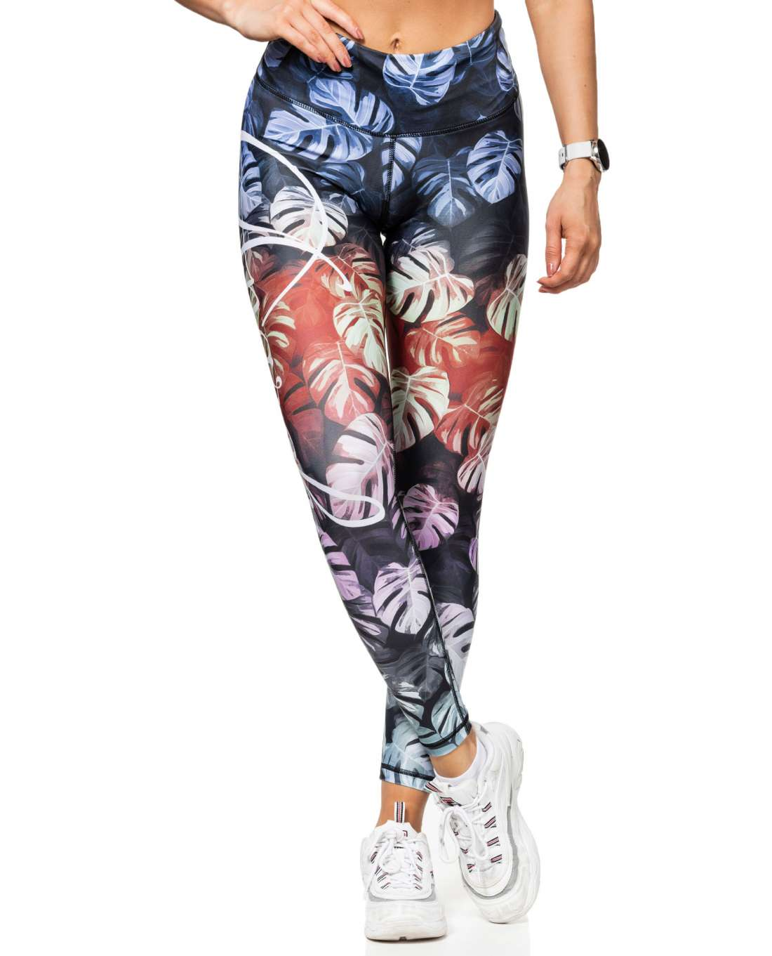 Monstera Tights Anarchy Apparel